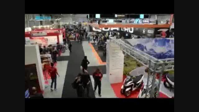 « موتو دیز » و رونمایی از جدیدترین موتورسیکلت های دنیا