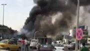 سقوط هواپیمای آنتونوف تهران