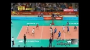 ایتالیا ۱-۳ ایران ... والیبال قهرمانی مردان جهان  ۲۰۱۴