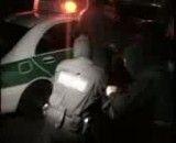 جمع اوری اراذل و اوباش توسط پلیس