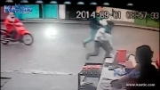 شلیک به سر به خاطر کیف پول در ملا عام