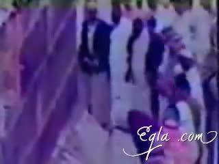 تصاویر نادر از دخول جماعة جهیمان به مسجدالحرام