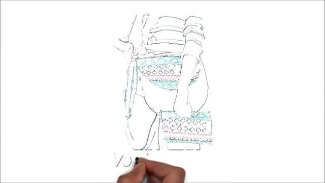 انواع کیف پارچه ای دست دوز زنانه در Vonisa.com