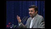 ناگفته های احمدی نژاد از لابی ها و فشار برای انتخاب وزیر نفت