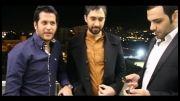 احسان علیخانی در کنسرت ماسک فرزاد فرزین  1