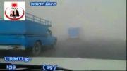 طوفان نمک - آزربایجان غربی