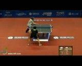 بازی ندا شهسواری با بازیکنی از چین تایپه