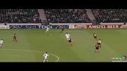 گل زیبای زیدان به لورکوزن در لیگ قهرمانان اروپا