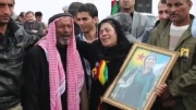گلهای کردستان (برای غیرت زنان کوبانی)