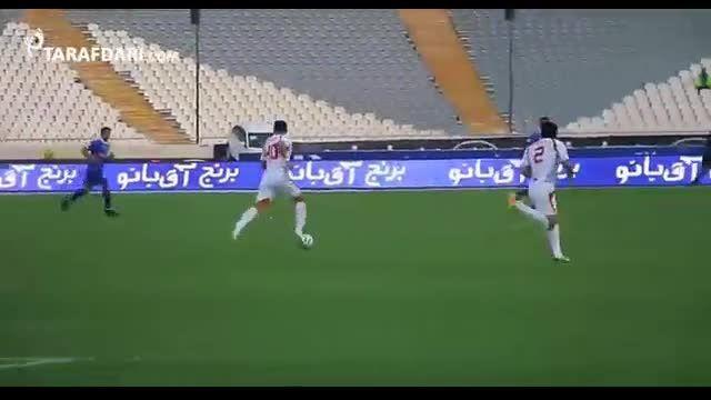 گل پارسه به استقلال تهران (جام حذفی)