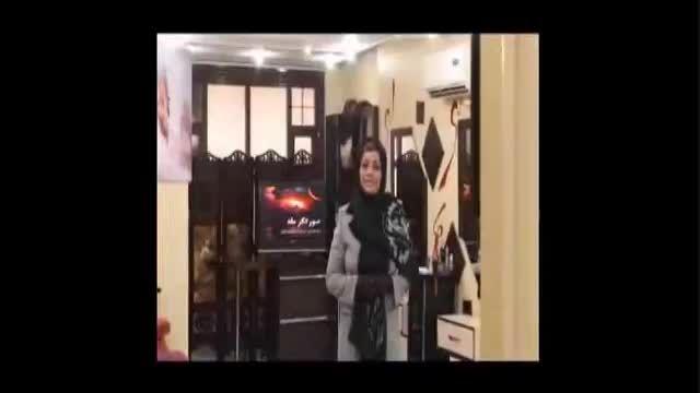 دعوت خانم عاقل نژاد برای شرکت در کلاس های صورتگرماه