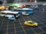 ترافیک تهران به روایت یک توریست