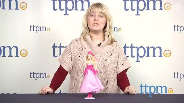 تبلیغ عروسک باربی و قدرت پرنسس