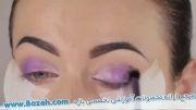 آرایش صورت عروس - سبک هندی پاکستانی