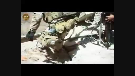 انهدام باند داعشی در بغداد +دستگیری دو  داعشی