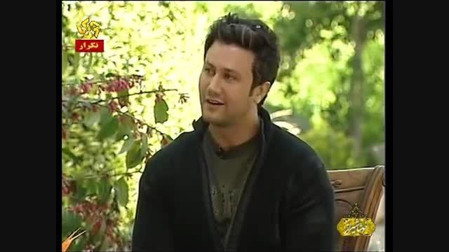 بهنام صفوی و شاهرخ استخری در برنامه خوشا شیراز