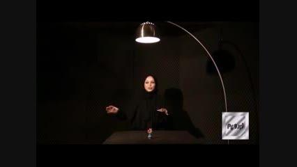 مصاحبه تصویری بهنوش بختیاری با مجله زیروبم