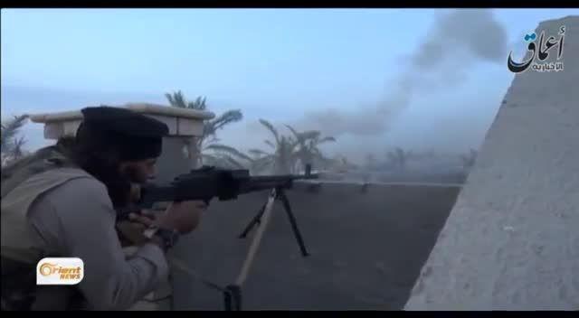 اعدام جاسوس داعش در الرمادی