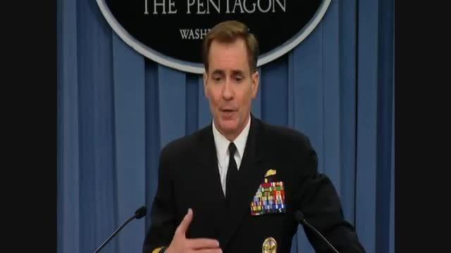پنتاگون در واکنش به مانور سپاه: به قدرت نظامی ...