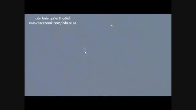 عندان حلب - حمله جنگنده ارتش سوریه به مواضع تکفیری ها
