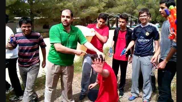 تهدید مسئولین اردو برای بالا بردن کیفیت ناهار