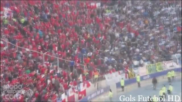 حمله به خانواده لیونل مسی در فینال کوپا آمریکا