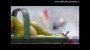 طرز تهیه یک شیرینی ساده با گلابی و زنجبیل