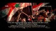 حمله به سوریه=نابودی اسرائیل
