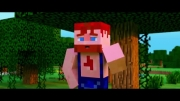 Its A Bird,Its A Plane,It's A Silly Minecraft Animation