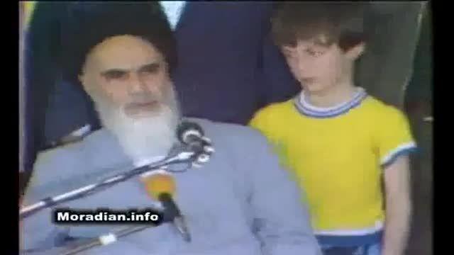 نظر امام خمینی (ره) درباره جایگاه ملت در نهضت