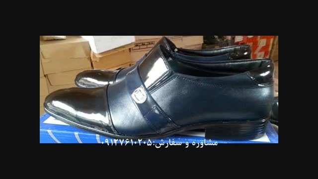 کفش پاشنه مخفی  ، کفش افزایش قد مردانه ،کفش افزایش قد
