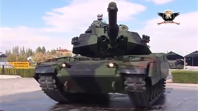 تانک Sabra mkII ترکیه