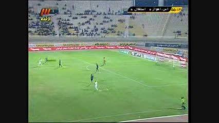 فول مچ بازی استقلال اهواز 1 -  2 استقلال تهران نیمه دوم