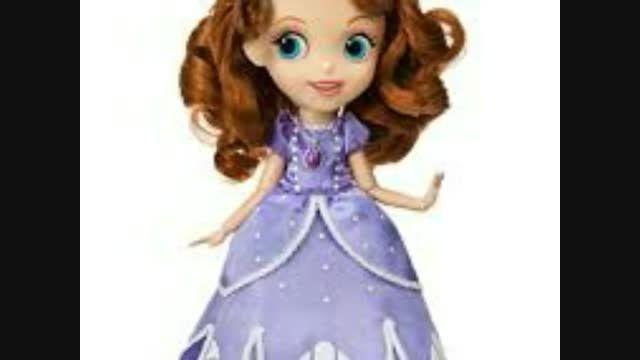 عروسک های دیزنی☆☆