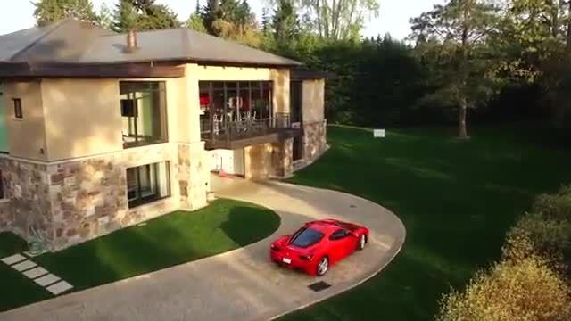 گالری ویدئو خودرو ها - ویلای 4 میلیون دلاری برای ماشین