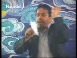 حاج محمود کریمی - خدا شاهد عقد علی شده دوماد پیغمبر