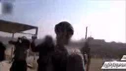 جنایت داعش - اعدام 6 سرباز عراقی