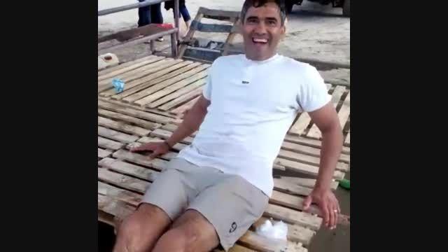 تمرینات احمدرضا عابدزاده