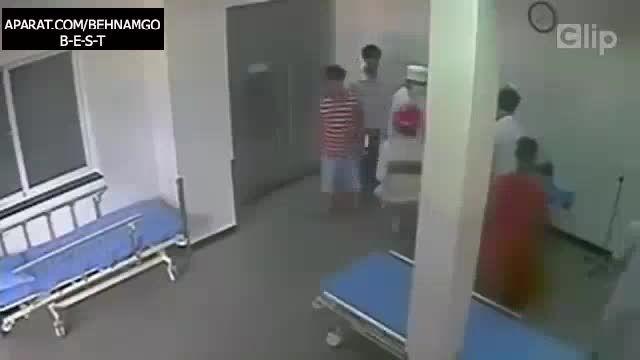 چاقوکشی و قتل بیمار در بیمارستان