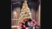 مسی در کریسمس! پست همسر مسی در اینستاگرام! ۲۰۱۴