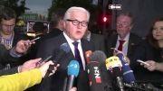 نخست وزیر آلمان:توافق هسته ای با ایران نزدیک است