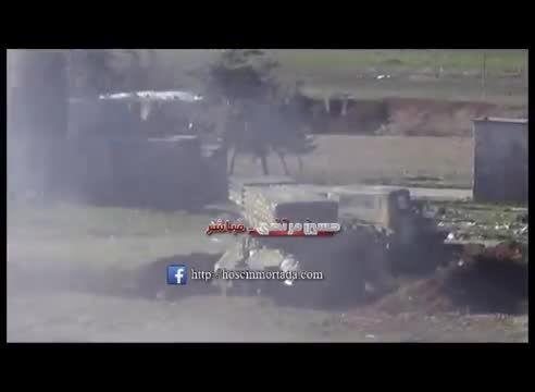 آغاز عملیات گسترده ارتش سوریه در درعا/ آزادسازی 5 شهرک