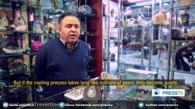 سنگهای قیمتی ایران