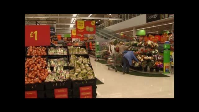 کالایی عجیب در سوپر مارکت