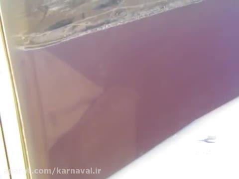 کارناوال | دریاچه های صورتی جهان  : دریاچه Retba