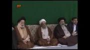 بزرگداشت آیت الله خوشوقت در حسینیه امام خمینی ره