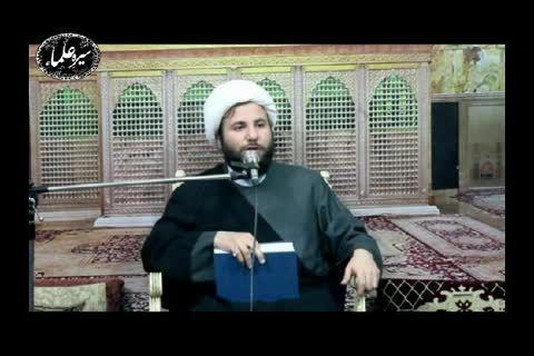 چرا آیت الله انصاری شیرازی(ره)به شاگردان نگاه نمی کردند