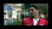 صحبت های امیرحسین صادقی در مورد اردوی تیم ملی