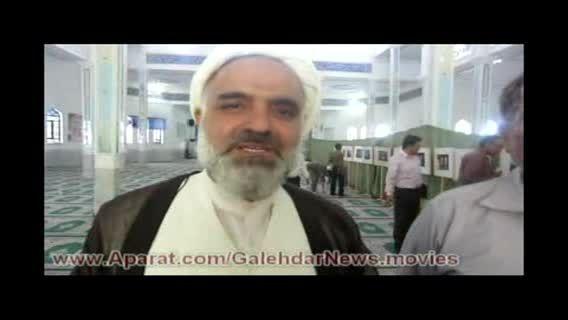آخرین توصیه دکترخادم امام جمعه گله دار به حضور در مساجد