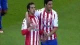 گل های بازی رئال مادرید (3) - خیخون (1) گل چهل و یكم ام رونالدو